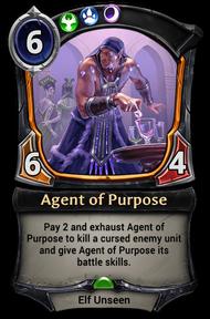 Agent of Purpose