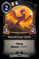 Wanderlust Qirin