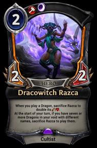 Dracowitch Razca
