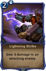 Lightning Strike Alpha