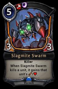 Slagmite Swarm
