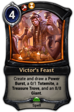Victor's Feast