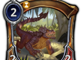Displaced Oryctodon