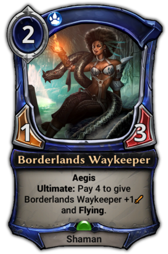 Borderlands Waykeeper card