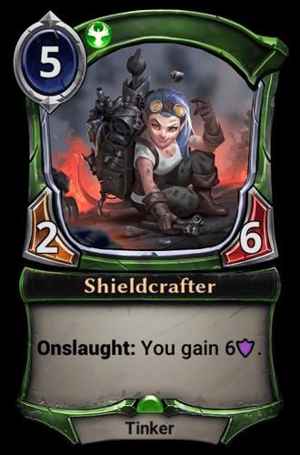 Shieldcrafter card