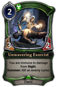 Unwavering Exorcist