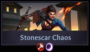 Stonescar chaos deck