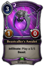 Beastcaller's Amulet