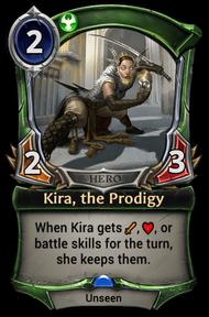 Kira, the Prodigy