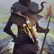 Full Art - Hunter's Harpoon