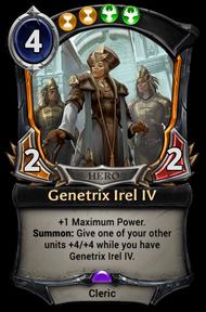 Genetrix Irel IV
