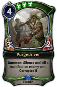 Purgedriver