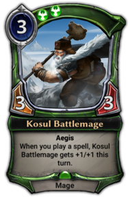 Kosul Battlemage