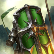 Full Art - Tower Shield
