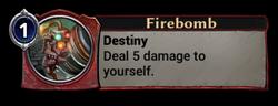 Firebomb Token