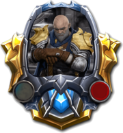 Avatar - Gerrit, Throne Guardian