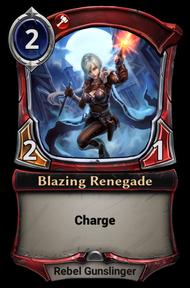 Blazing Renegade