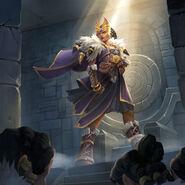 Full Art - Eilyn, Clan Mother