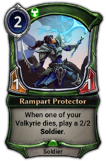 Rampart Protector