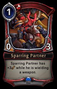 Sparring Partner (Beta)