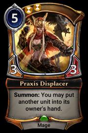 Praxis Displacer