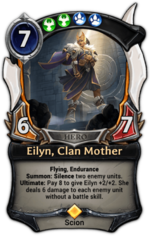 Eilyn, Clan Mother