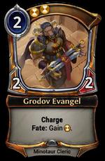 Grodov Evangel