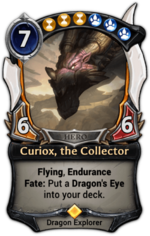 Curiox, the Collector