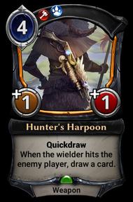 Hunter's Harpoon