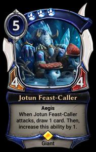 Jotun Feast-Caller
