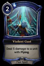 Violent Gust