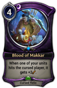 Blood of Makkar