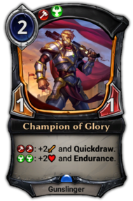 Champion of Glory