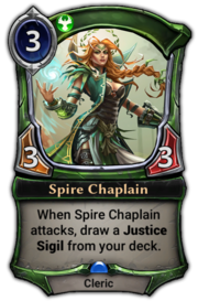 Spire Chaplain