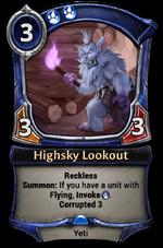 Highsky Lookout