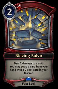 Blazing Salvo