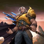 Full Art - Caiphus, Wandering King