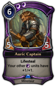 Auric Captain