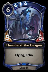 Thunderstrike Dragon