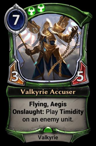 Valkyrie Accuser card