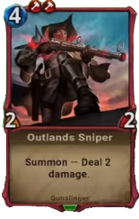 Outlands Sniper Alpha