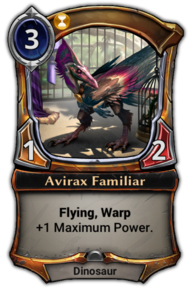 Avirax Familiar