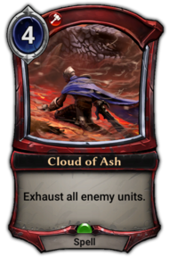 Cloud of Ash