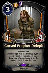 Cursed Prophet Deleph