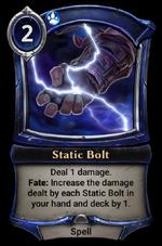 Static Bolt