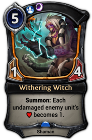 Withering Witch
