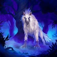 Full Art - Makkar's Bloodwolf