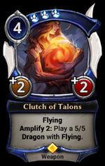 Clutch of Talons