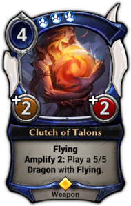 Clutch of Talons