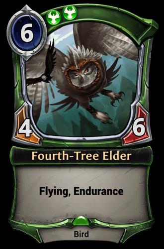 Fourth-Tree Elder card